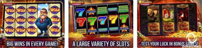 Billionaire Casino Top Social Slots App
