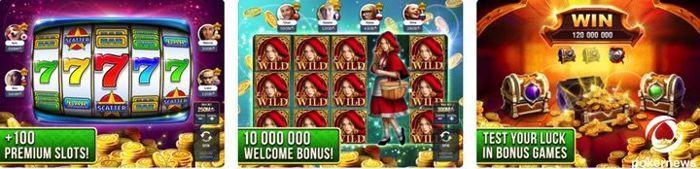 social skill games online Huuuge Casino
