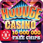 Huuuge Casino Social Gambling App