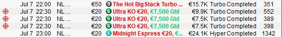 Falha na Programação da PokerStars.FRESPT Resulta em Dois Overlays 101