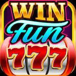 50000 coins to play slots at win fun in August