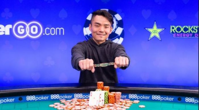 WSOP 2018: Do zapestnic tudi Longsheng Tan in Anderson Ireland 101