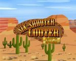Six Shooter Looter Gold Scratch Card