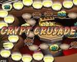 Win real money instantly on the Crypt Crusade Scratch Card