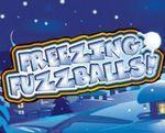 Freezing Fuzzballs custom scratch off cards