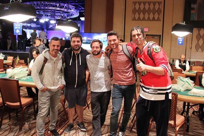 WSOP Little One Drop : Pecheux, Tosques et Merlin au Jour 3, Kev'Adams pas dans l'argent 101