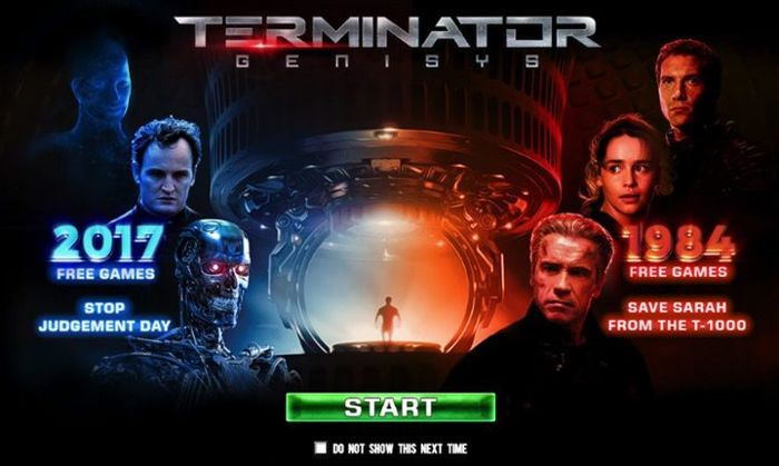 Play the Terminator Slot to win real money online instantly
