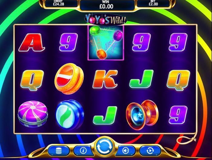 yoyo wilds is a good choice when you feel to play a game to win money online free