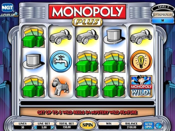Monopoly Plus is THE best online Slots for real money