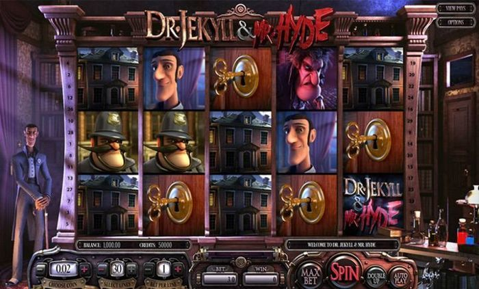 Dr. Jekyll and Mr. Hyde online Slot