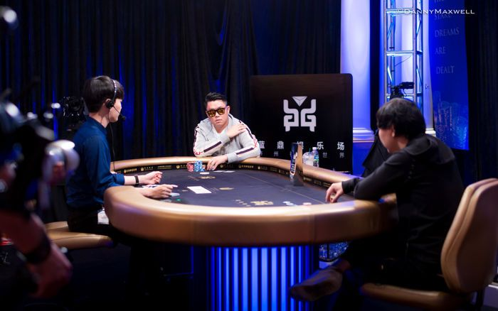 Ivan Leow - Rui Cao Heads Up