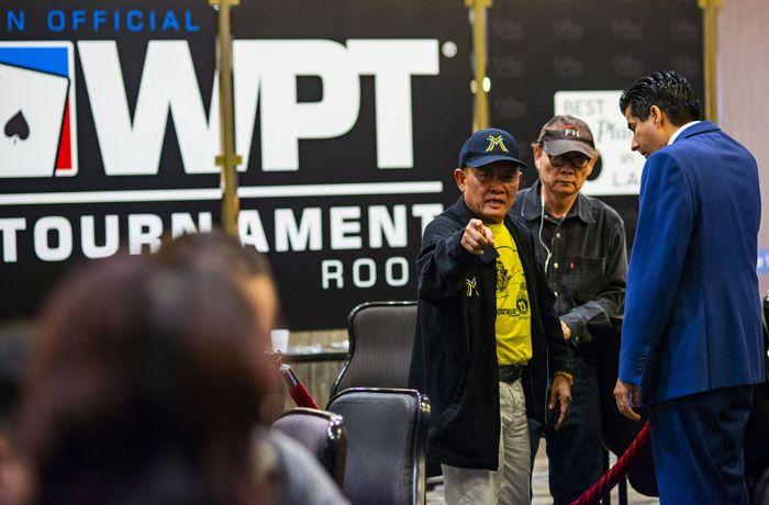 """Men """"The Master"""" Nguyen fait scandale en route vers le podium du WPT Gardens 101"""
