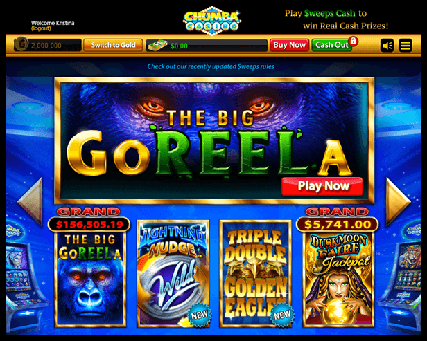 Chumba Casino Sweepstakes
