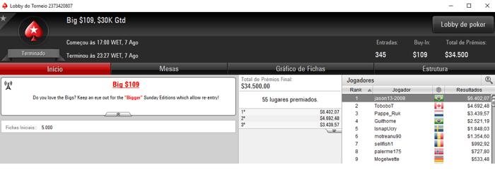 Forras Online: Vinícius Steves Dá Show no PokerStars & Mais 101
