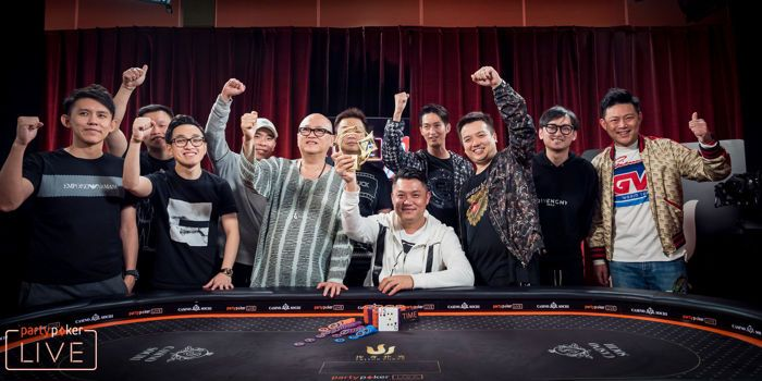 Ivan Leow Wins the Triton Poker Super High Roller