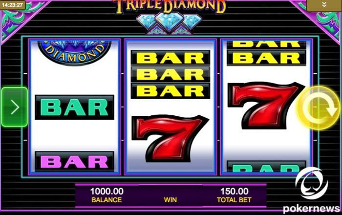 Triple Diamond Slot Machine Strategy