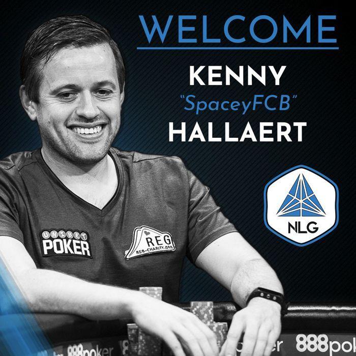"Kenny ""SpaceyFCB"" Hallaert voegt zich bij Team ""No Limit Gaming"" 101"