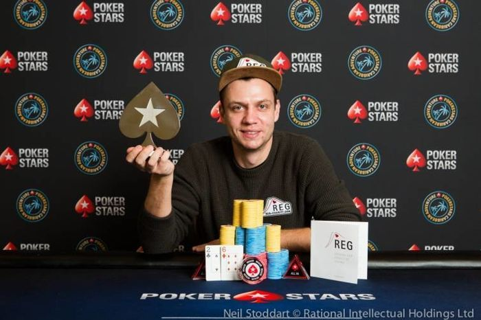 Stefan Schillhabel, winner of the 25K Reg Charity event at the 2018 PCA