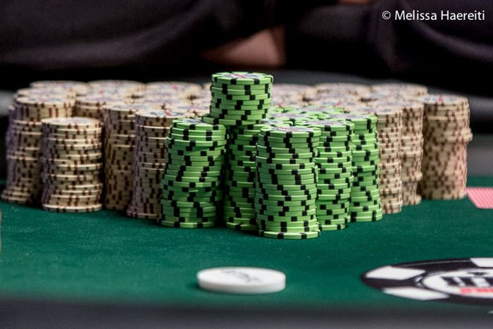 how to play poker with chips