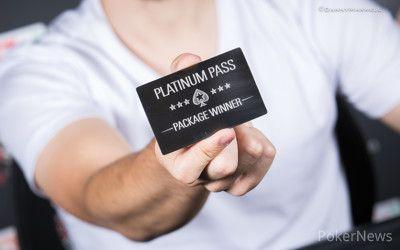 Mitja Rudolf v Barceloni z nekaj sreče do 30.000$ težak PokerStarsov Platinum PASS! 101