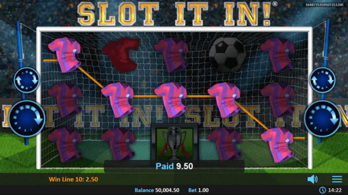 Newest Slot Machine Games: Slot It In