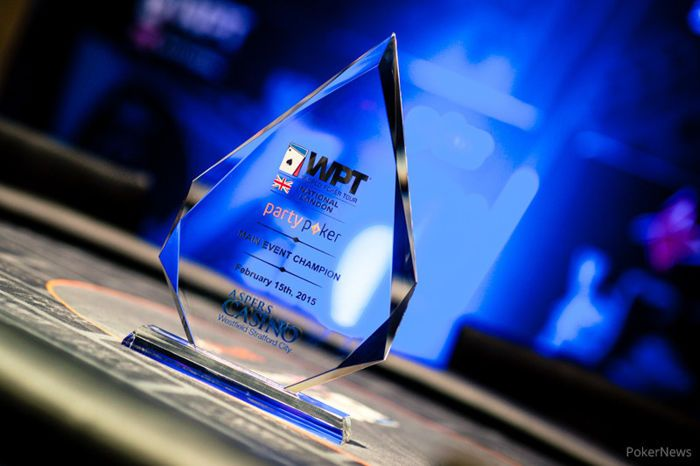 WPT, partypoker Announce Four-Year Deal for Europe and Canada Events 101