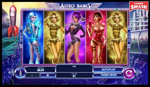astro babes new slot