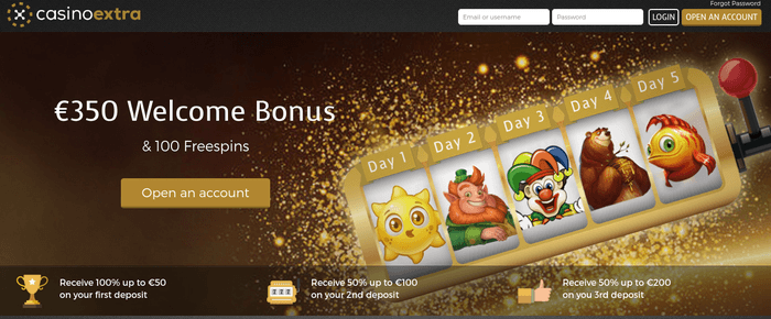 Newest Online Casino Extra