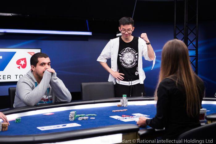 Rodrigo Carmo e Haoxiang Wang