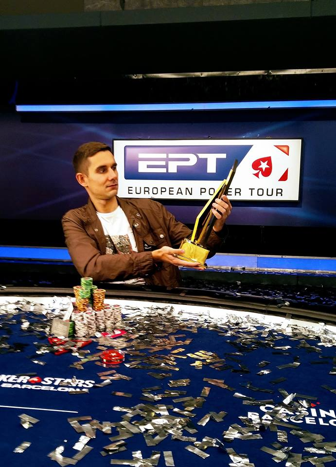 EPT Barcelona : Qualifié sur Internet, Piotr Nurzynski transforme 250€ en 1 million 101