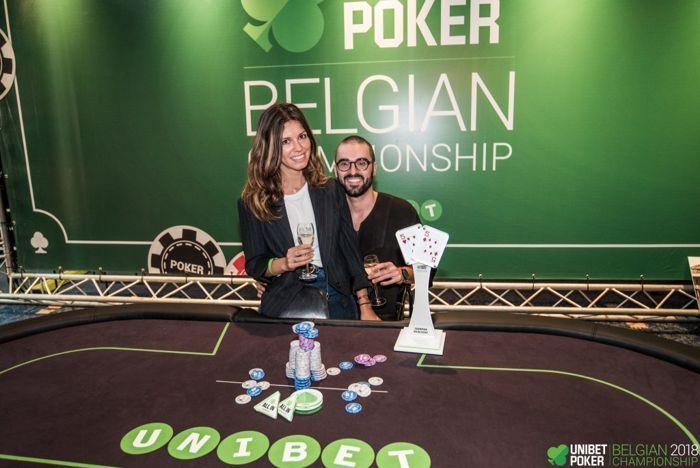 Christophe De Meulder Wins the Unibet Poker Belgian Championship 102