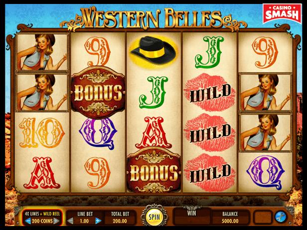 Western Belles best IGT slots