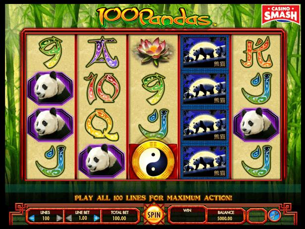 100 Pandas best IGT slots