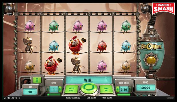 Playing slots in vegas