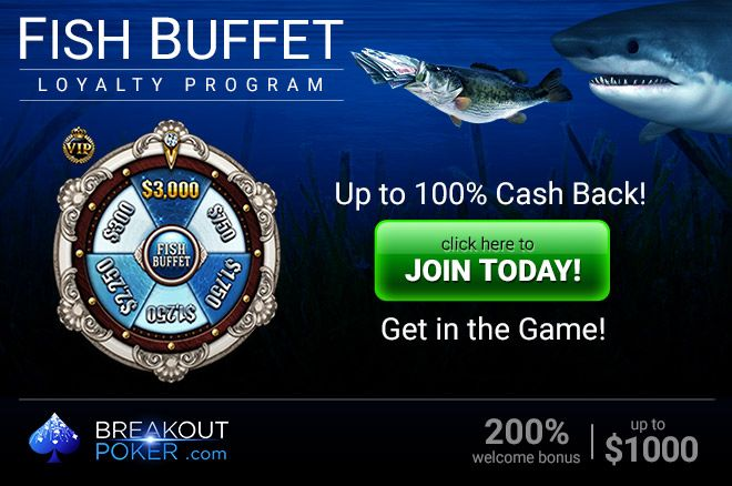 New BreakoutPro VIP Rewards Program Unveiled at BreakoutPoker.com 101