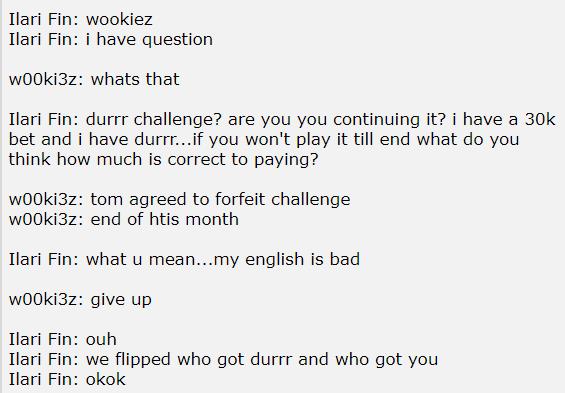 Durrrr Challenge : Fin de l'affrontement entre Tom Dwan et Dan Cates 101