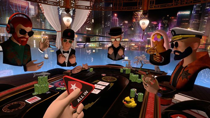 PokerStars VR All-in