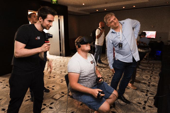 PokerStars VR Gross Staples Bevand