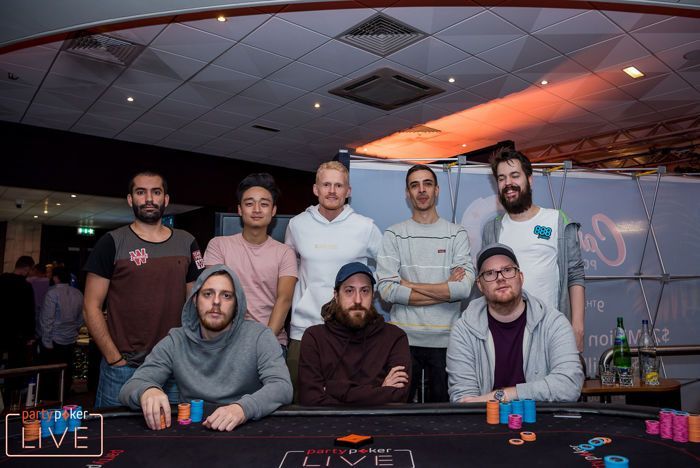 Final Table 10k High Roller partypoker LIVE MILLIONS UK