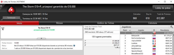 PokerStars.FRESPT: SmashDonks8! Conquista o Bigger €10 & Mais 102