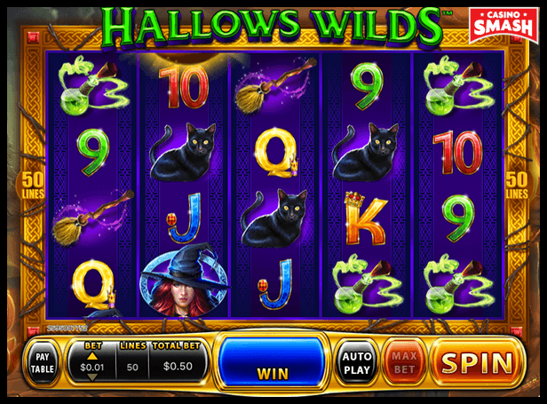 Hallows Wilds Slot