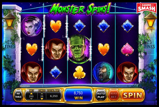 Monster Spins Slot