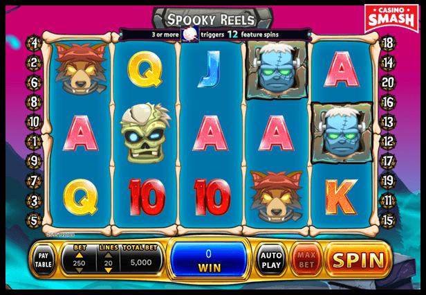 Spooky Reels Slot