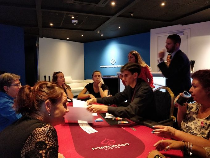 Malta Poker Festival Ladies Event (3 Novembre): Quanto Value! 101