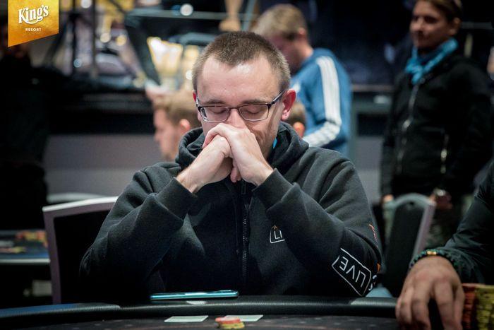2018 WSOP Europe - Teun Mulder naar Dag 4, Peters & Van der Marel uitgeschakeld in laatste... 101