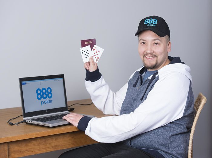 Peter Martin wins way into Poker After Dark: 888poker Week for $1