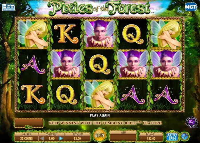 Spiele Pixies Of The Forest II - Video Slots Online