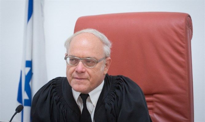 Israeli Supreme Court Judge Neal Hendel