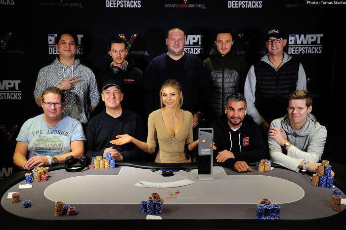Danny van Zijp gana el WPT DeepStacks Bruselas por 123.824$ 101
