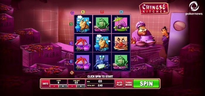 Chinese Kitchen real money slots no deposit
